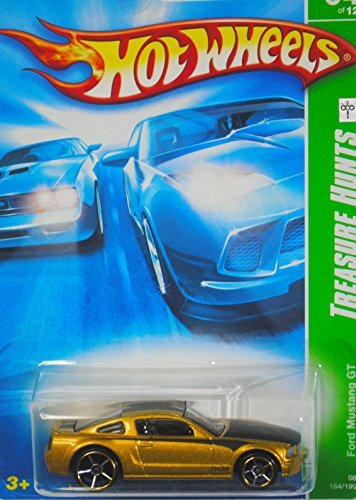 Hot Wheels 2008 / Ford Mustang GT Treasure Hunt #4 by Hot Wheels
