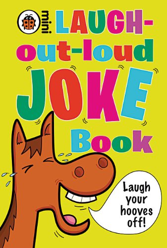 Laugh-out-loud joke book