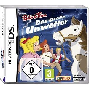 Das große Unwetter – [Nintendo DS]