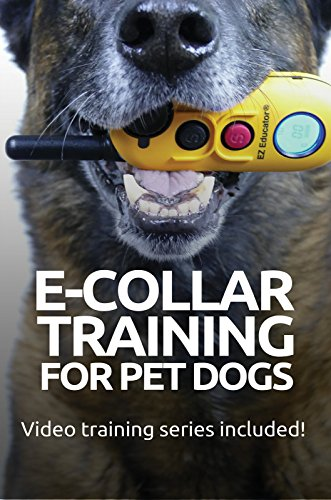 E-COLLAR TRAINING for Pet Dogs: The only resource you'll need to train your dog with the aid of an electric training collar (Dog Training for Pet Dogs Book 2) (English Edition) por Ted Efthymiadis