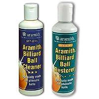 ARAMITH Reiniger für Pool-, Snooker- und Billard-Bälle