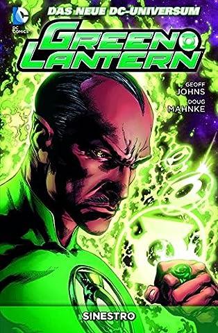 Green Lantern, Bd. 1: Sinestro (Effect Champagne)