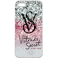 iPhone 5 5s SE Phone Covers White Victoria Secret Pink Brand Logo Cell Phone Case 2T113872