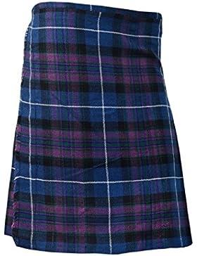Pride von Schottland Kinder Jungen Kinder SCHOTTENKARO Kilts Schottisch -100% Acryl Kilt Alter 1 - 14 Jahr