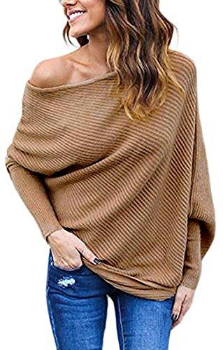 meyison-bat-sleeves-lssige-strick-pullover-off-shoulder-tops-damen-kamel-s