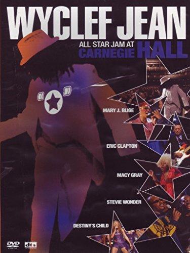 Wyclef Jean - All Star Jam at Carnegie - Sicherheit-video-direct