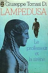 Lampedusa - le professeur et la sirene