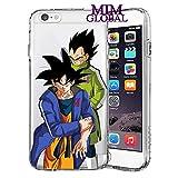 MIM Global Dragon Ball Z Super GT Etuis Coque Case Cover Compatible pour Tous iPhone...