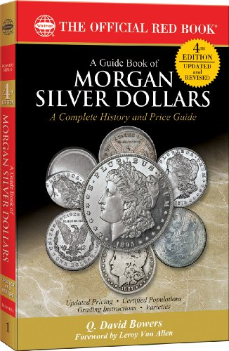 A Guide Book of Morgan Silver Dollars (Official Red Book) - Dollar-münze 4