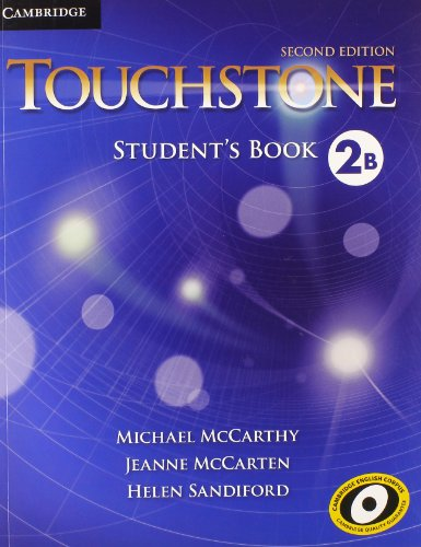 Touchstone Level 2 Student's Book B Second Edition