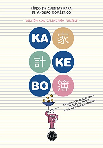 Kakebo. Calendario flexible por Raúl Sánchez-Serrano