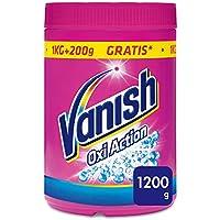 Vanish Oxi Action Polvere Rosa, Smacchiatore per Capi Colorati, 1200 gr
