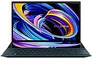 ASUS ZenBook Duo 14 (2021), Intel Core i5-1135G7 11th Gen, 14-inch FHD Dual-Screen Touch Laptop (8GB/512GB SSD