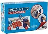 CAYRO-301 Bingo automático Familiar 29x18cm, (301)