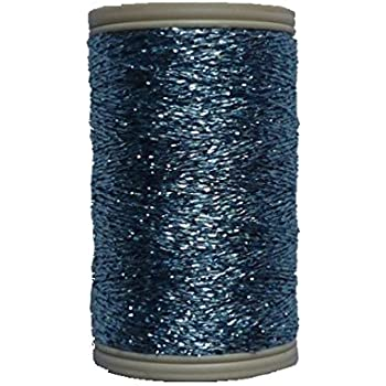 la broderie /à la main /à 100 m Reflecta fil bleu clair m/étallis/é 312 la couture