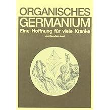 Suchergebnis Auf Amazonde Für Germanium Bücher