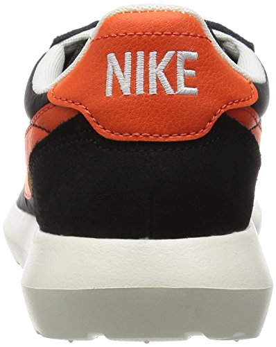 Nike Herren Roshe Ld-1000 Low-Top Schwarz (008 BLACK/TEAM ORANGE-SAIL-BLACK)