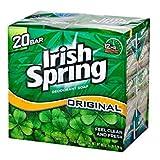 Irish Spring Deodorant Soap Original Sce...