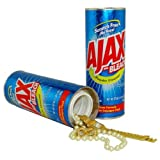 Ajax Bleach Stash Safe Can by Globle Works