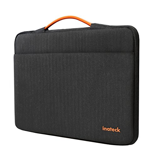"Inateck 12,3-13,3 Zoll Sleeve Hülle Ultrabook Laptop Tasche Speziell für Surface Pro 6/Surface Pro 2017/4/3 und 13,3"" Apple MacBook Pro Retina 2016/2017/2018(A1706/A1708/A1989)/iPad Pro 12,9"""