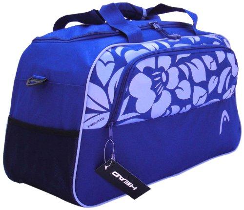 Head Orchid – Bolsa de deporte (tamaño mediano), diseño de flor