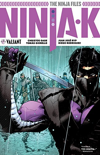 Ninja-k Vol. 1: The Ninja Files Vol. 1 (English Edition ...