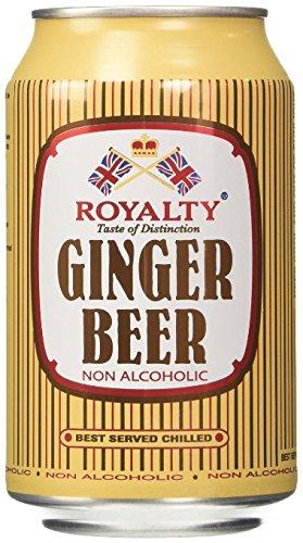 Royalty Ginger Beer, 330ml