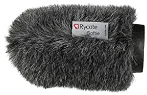 Rycote 033032 12cm 19-22mm Standard Hole Classic Softie Microphone Windshield