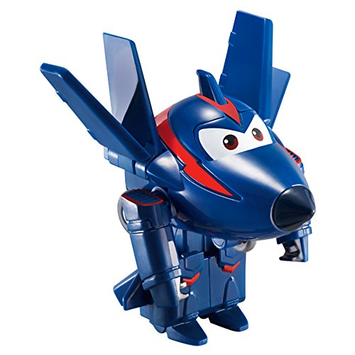 Super Wings - Chace figura transformable Super Wings (ColorBaby 85216)