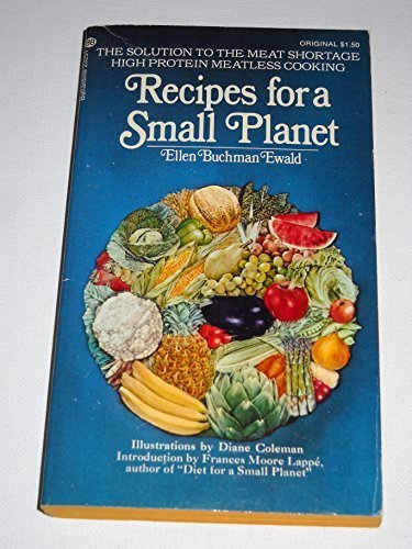 Recipes for a Small Planet by Ellen Buchman Ewald (1977-10-12)