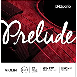 D'Addario Orchestral Prelude - Juego De Cuerdas
