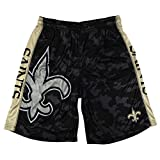 "New Orleans Saints NFL ""Big Logo"" Polyester Men's Shorts"