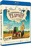 The Young and Prodigious T.S. Spivet (2013) ( L'extravagant voyage du jeune et prodigieux T.S. Spivet ) ( The Young & Prodigious T.S. Spivet [ Origine Espagnole, Sans Langue Francaise ] (Blu-Ray)
