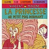 Malone/la Princesse au Petit Pois Dormant