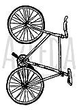 A7 'Fahrrad' Stempel (Unmontiert) (SP00001748)