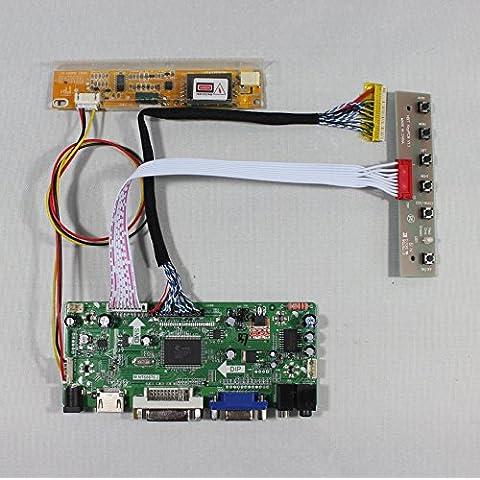 vsdisplay® HDMI + VGA + DVI + Audio LCD controller