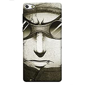 Panasonic P75 Printed Back Cover (Soft Cover) swag pattern
