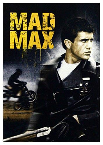 Mad Max [DVD] [Region 2] (Deutsche Sprache. Deutsche Untertitel)