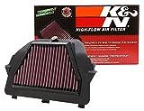 K&N YA-6008 K&N Tausch-Luftfilter