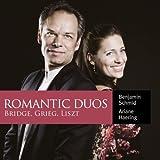 Bridge; Grieg; Liszt: Romantic Duos by Ariane Haering (2013-12-05)