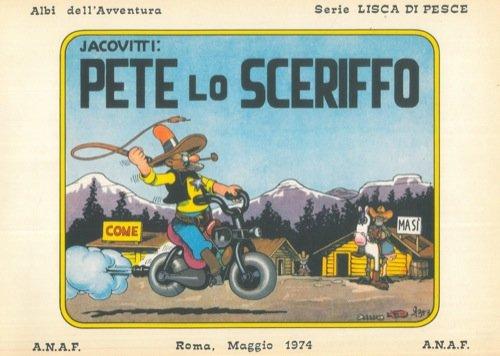 Pete lo sceriffo - Pippo e la boa - Il barbiere della prateria - Pippo indaga