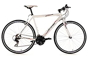 KS Cycling 277B Lightspeed Vélo de route Blanc 28""