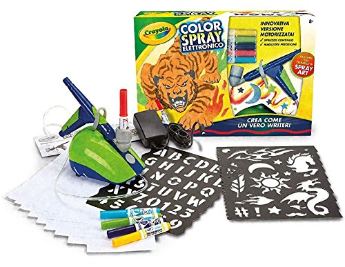 Crayola color spry elettronico 256806
