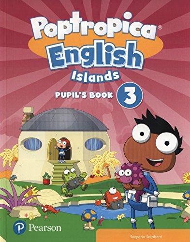 Poptropica English Islands 3 Pupil's Book