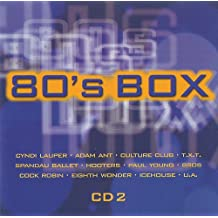 Kitchen at Parties & Other 80s Smashes (Compilation CD, 15 Tracks)