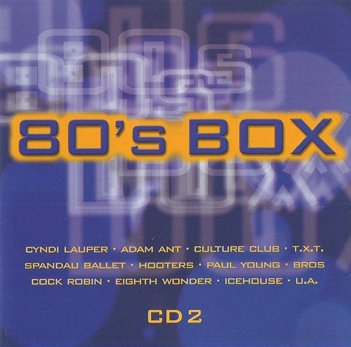 Kitchen at Parties & Other 80s Smashes (Compilation CD, 15 Tracks) (Wonder Boy Robin)