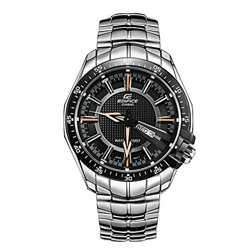 511f649zUxL. SS510  - Casio Mens EF 130D 1A5VDF ED419 watch