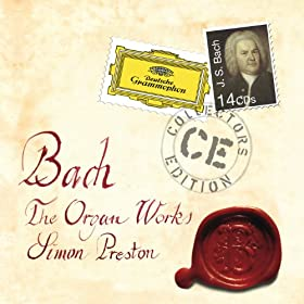 J.S. Bach: Prelude and Fugue in C, BWV 545 - Prelude