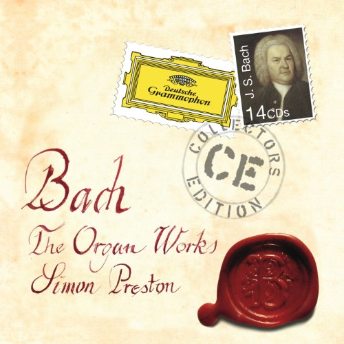 J.S. Bach: Prelude and Fugue in G, BWV 541 - Prelude
