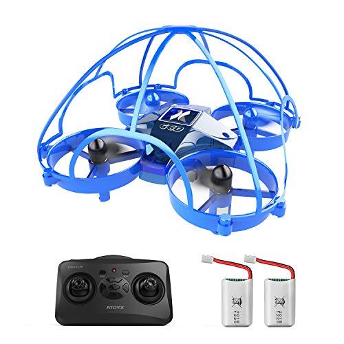 ATOYX Mini Drone, AT-66D RC Drone Protección 360